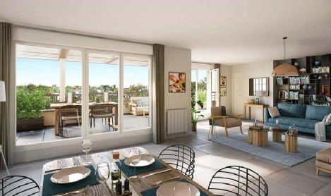 Kalypso anglet bouygues immobilier