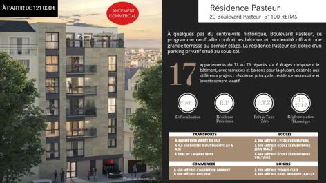 Pasteur reims benoit migneaux immobilier