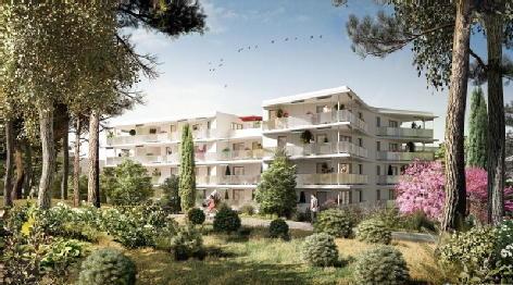 Life park marseille 13e bnppi residentiel