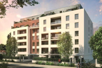Cours briand livry gargan green city immobilier