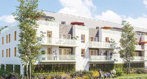 Mérignac quartier du chut merignac médicis immobilier neuf