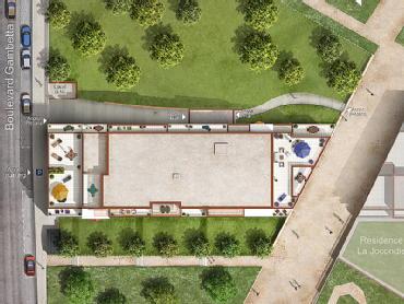 New urban joue les tours marignan residences