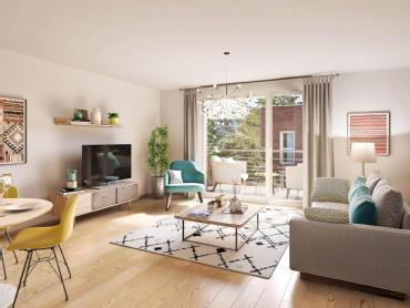 Villa amarante le petit quevilly marignan residences