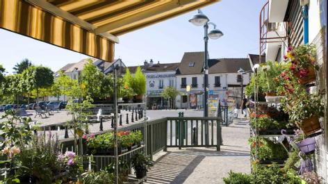 Les jardins de la fontaine lucas pontault combault kaufman & broad immo