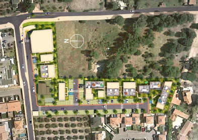 Les jardins de bohème chateauneuf les martigues groupe promeo