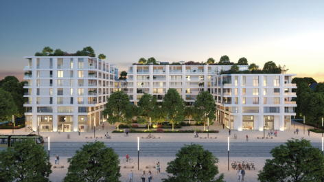 Faubourg 56 montpellier nexity