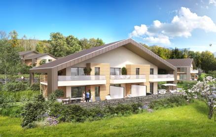 Domaine du château pringy era alpina immobilier