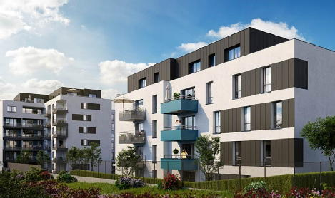 L'olympe metz bouygues immobilier