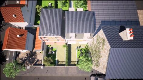 Les villas des bois bois colombes ducloux immobilier