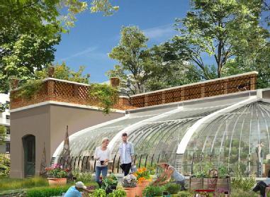 Oasis parc - l'oree du parc - tranche 1 lyon 8e vinci immobilier promotion