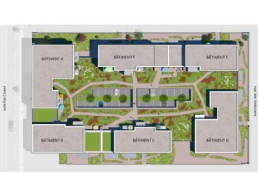 La cour des loges haguenau marignan residences