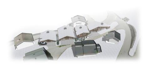 Chalets de la combe saint martin de belleville cimalpes