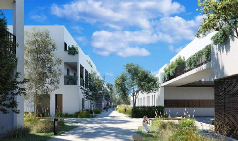 Prisme cergy bouygues immobilier