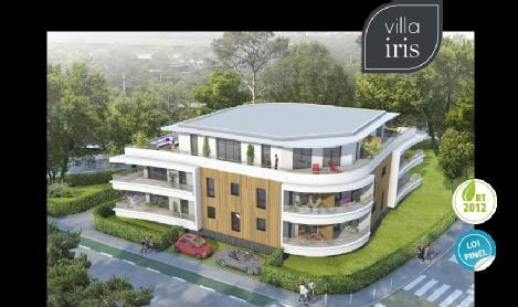 Villa iris la baule escoublac groupe val promotion