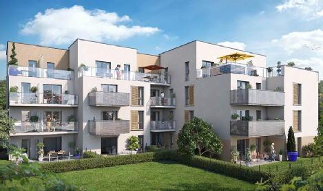 Villas cedrat saint jean de braye sa bouygues immobilier