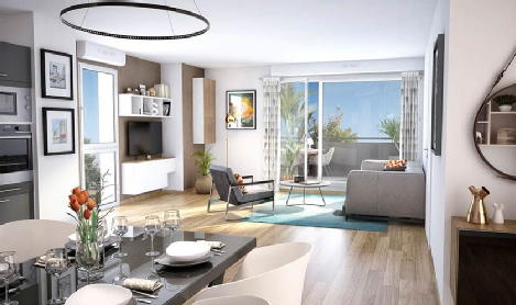 Le picturia toulouse bouygues immobilier