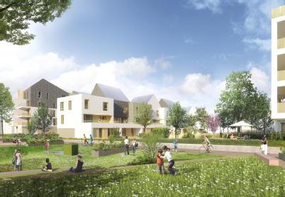 Côté parc oberhausbergen delta amenagement