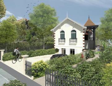 Les jardins deganne arcachon anosta