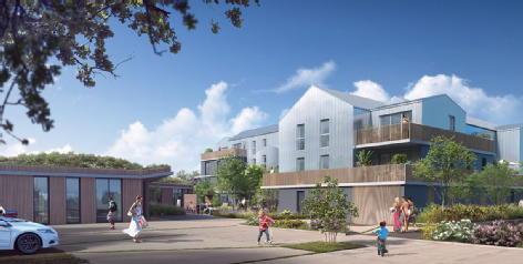 Saint-herblain écoquartier de bagatelle saint herblain médicis immobilier neuf