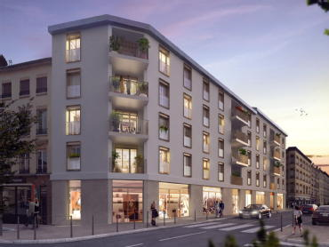 Faubourg valmy lyon 9e marignan residences