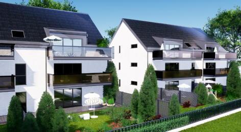 Residence cote sud illkirch graffenstaden claude friedrich immobilier