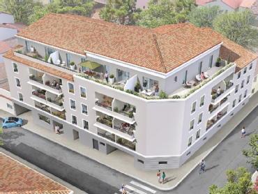 Les hauts de saint-jean toulon marignan residences