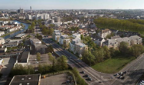 Emergence amiens bouygues immobilier