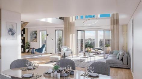 Le berlier paris 13e emerige residentiel