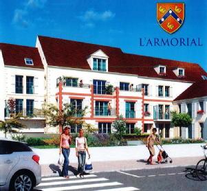 La résidence l'armorial lamorlaye procim immobilier