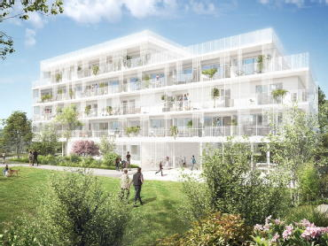 Green village begles pichet immobilier
