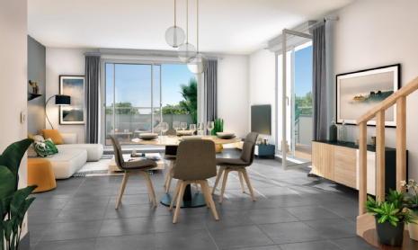 Clos cassandre blagnac green city immobilier
