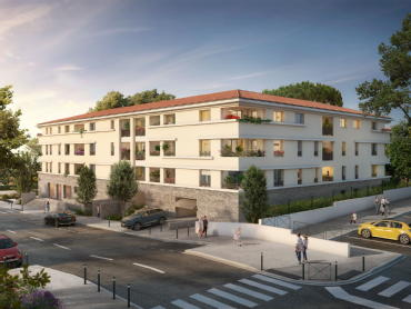 Coeur village marseille 13e marignan residences