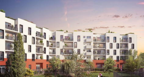 Beelive melun credit agricole immobilier promotion