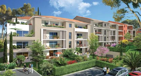 Lou gargalon residence frejus ab developpement