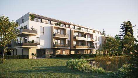 Residence de l'etang haguenau scharf immobilier