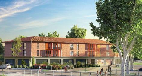 Pinsaguel en plein centre pinsaguel médicis immobilier neuf