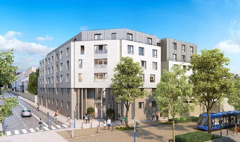 Campus city montpellier bouygues immobilier