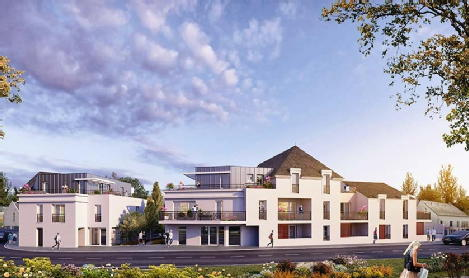 Saint-cosme tours sa bouygues immobilier