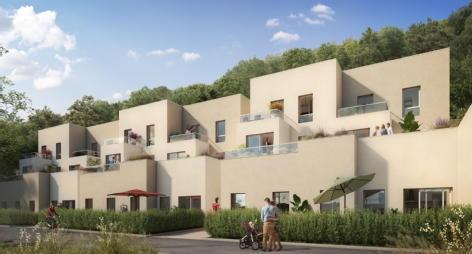 Les hauts de bon accueil vienne sci sogeprom lyon residences