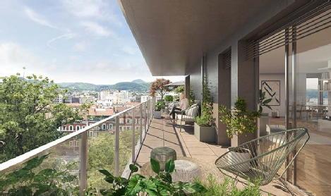 Les terrasses de l hôtel-dieu clermont ferrand bouygues immobilier