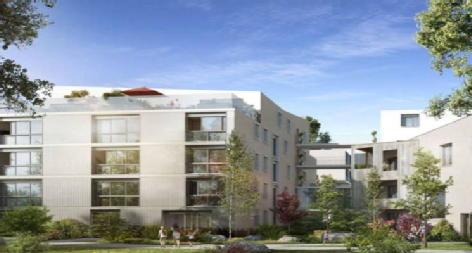 Orvault parc de la cholière orvault médicis immobilier neuf