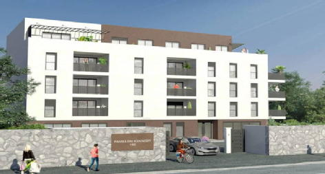 Nîmes coeur de ville nimes médicis immobilier neuf