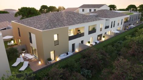 Villa laurent villeneuve les maguelone kalelithos