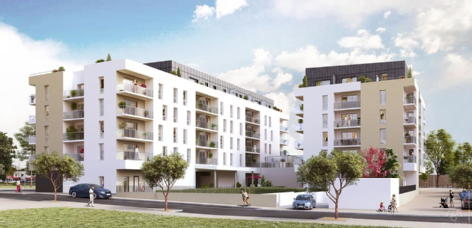 In city caen eiffage immobilier