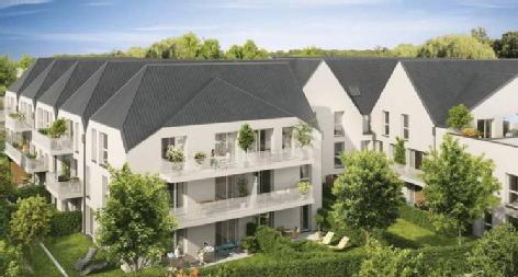 Bonnières-sur-seine à 550 mètres du transilien j bonnieres sur seine médicis immobilier neuf