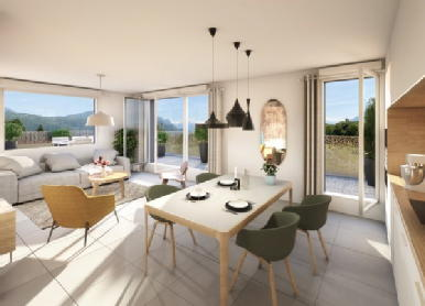 Green parc bassens sully immobilier
