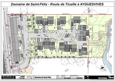 Le domaine de saint-felix ayguesvives zelidom