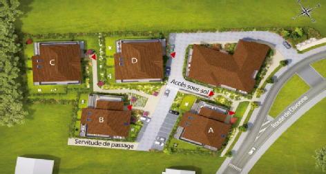 Ornex à deux pas du centre ornex médicis immobilier neuf