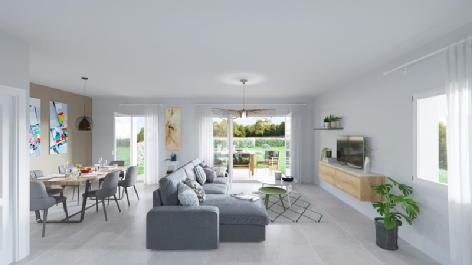 Côté jardins pessac aquitaine developpement immobilier