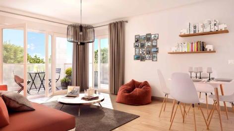 Villa d'alembert le blanc mesnil kaufman & broad immo